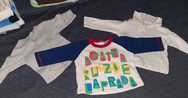 одежда, белье для младенца. большой пакет