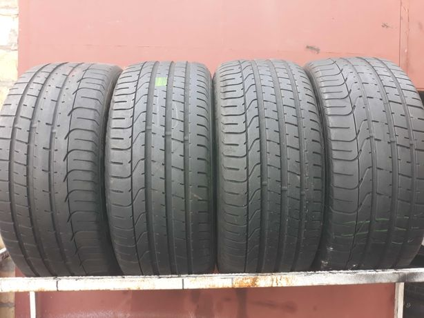 245/35 R20 Pirelli Pzero б/у шины с Германии СКЛАД
