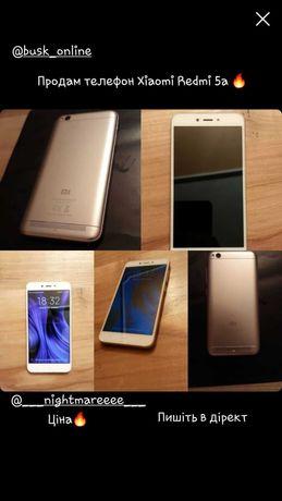 Продам телефон Xiaomi Redmi 5a
