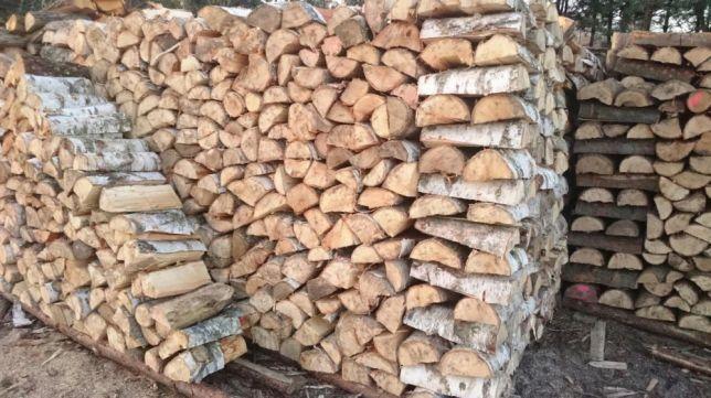 Drewno opałowe, kominkowe,