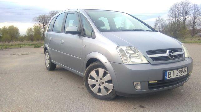 Sprzedam Opel Meriva 1.7 dti isuzu 1 właściciel od 10 lat