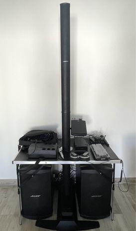 Sistema completo de som BOSE L1 Model II / B2 com ToneMatch como novo