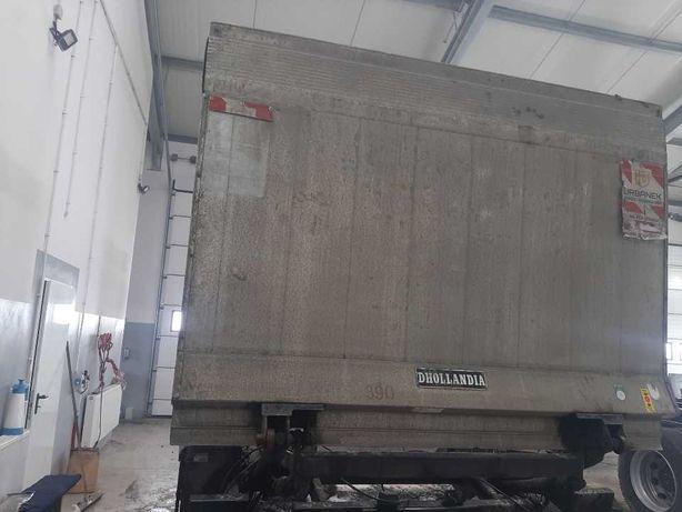 Winda Dhollandia 1000 kg do Iveco Daily z montazem.