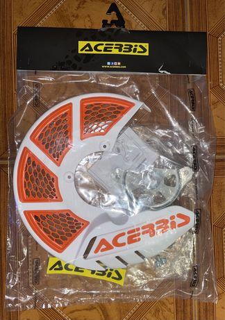 Protecção de Disco ACERBIS X-BRAKE 2.0 VENTED