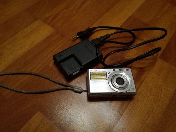 Aparat Sony cyber-shot 7.2Mpx