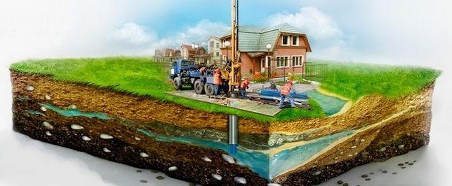 Буріння скважин на воду на Закарпатті ( буріння свердловин)