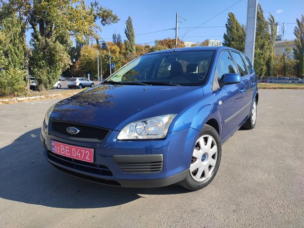 Ford Focus 2007 z Holland