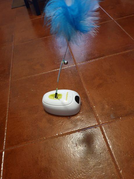 Brinquedo para Gato com Sensor