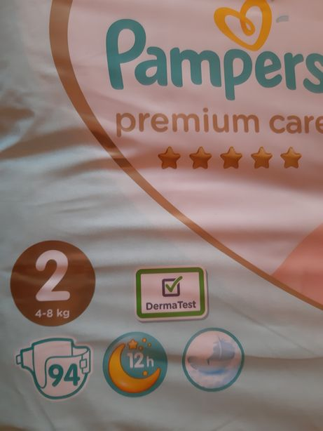 Продам pampers premium care 3.50 грн/шт