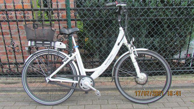Rower elektryczny Watt World 28''