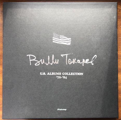 Вилли Токарев ''U.S. Albums Collection '79-'84'' лимитированный, 4LP /