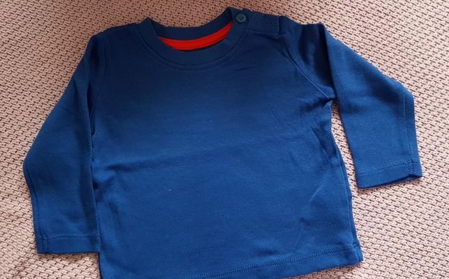 Bluzka chłopięca r62/68 lupilu