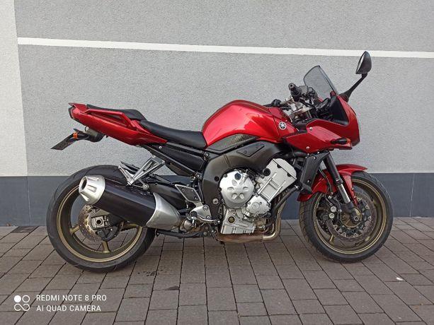 Yamaha FZ1 -SA FAZER ABS rok 2008 Lubin