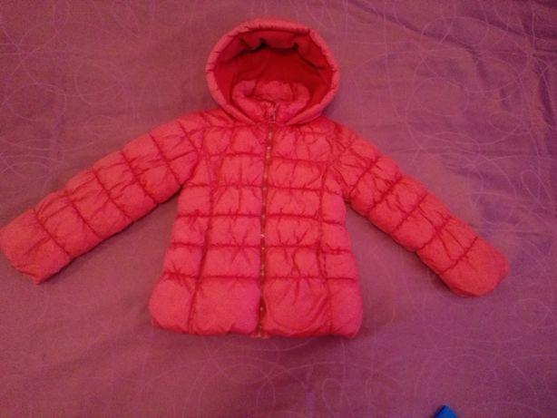 Демисезонная куртка для малышки