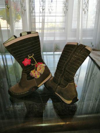 Осінні дитячі чобітки