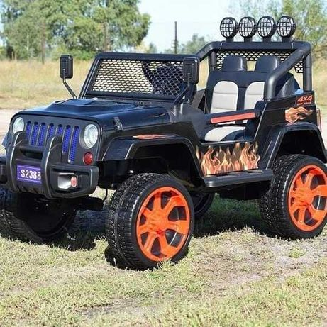 Auto na Akumulator S2388 Jeep 4x4 do 40 kg