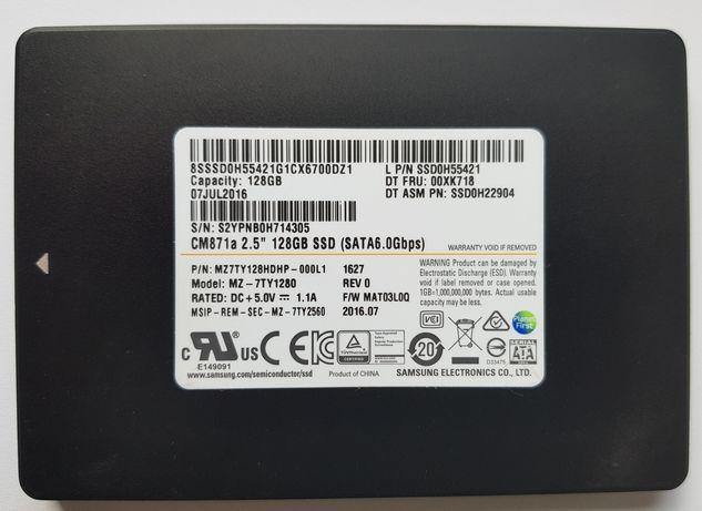 Dysk ssd samsung CM871a 128gb