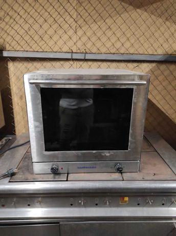 Конвекционная печь б/у печка духовка бу для кафе пекарни с гарантией
