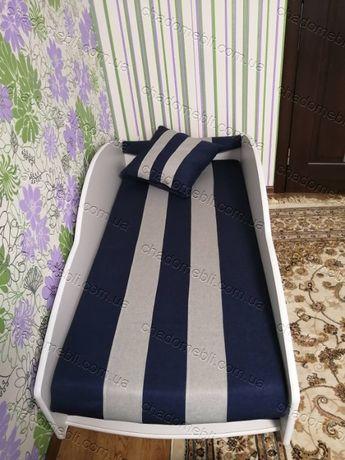 Ліжко машина з механізмом-матрасом кровать машина БМВ кроватка 70х155