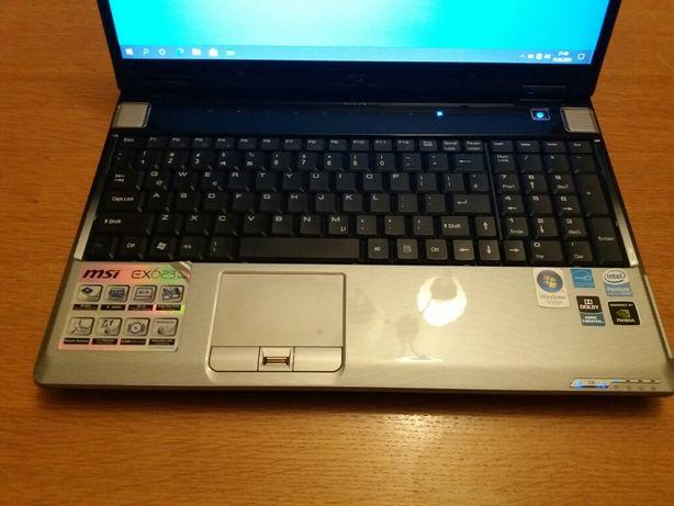 Laptop MSI EX623