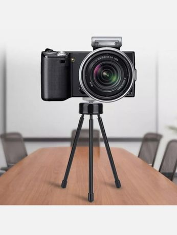 Mini tripé câmara