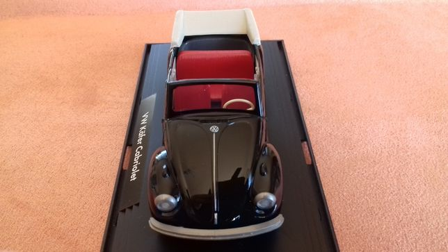 VW cabriolet auto model