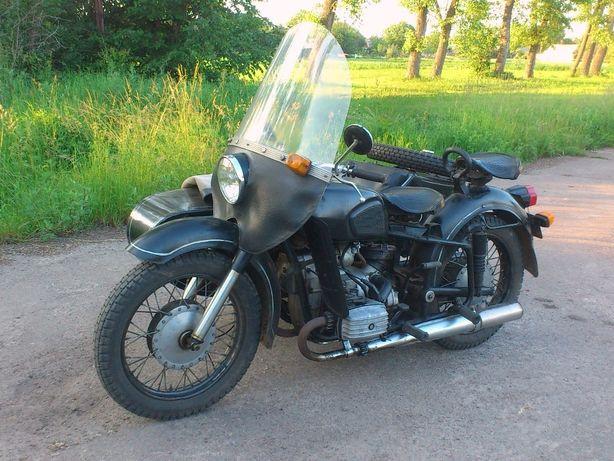 Мотоцикл Днепр МТ10-36, Dnepr MT10-36