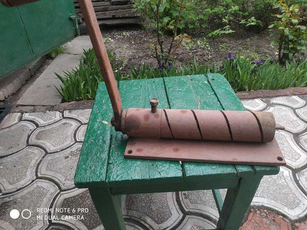 Станок для изготовления сетки- рабицы