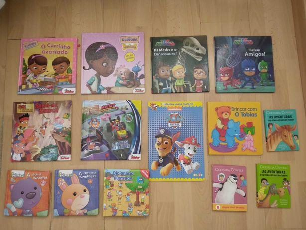 Livros Infantis ( venda ou troca)