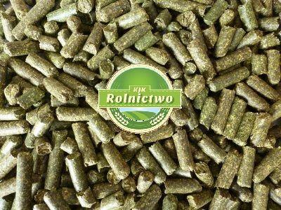 SUSZ z LUCERNY (pellet) -dla koni, bydła, królików, świń, kur -1t/20kg