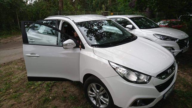 SUV Hyundai ix35 zamiana na nowszy dopłacę