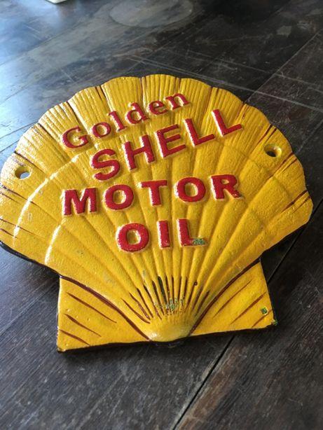 placa/chapa Shell