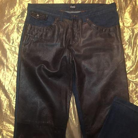 Мужские джинсы D&G Ittierre, р.33-34, Италия-5000₽
