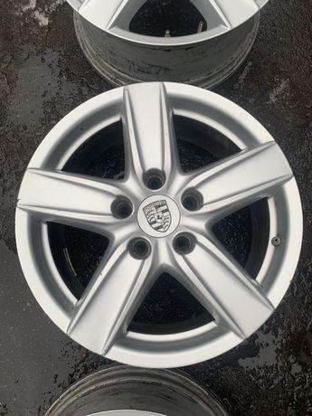 Дискы Porsche Cayenne r18, 5/130/18 Porsche original, VW Touareg, Audi