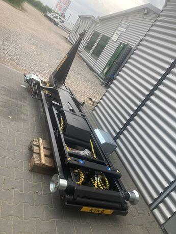 Hakowiec zabudowa Iveco Sprinter Mascott