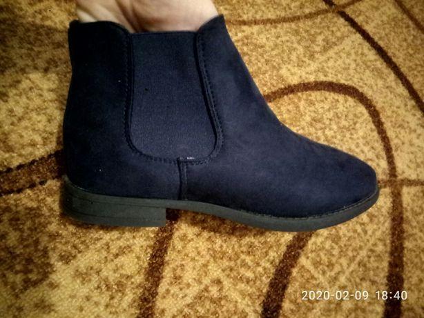 Новые ботинки размер 36