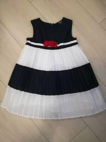 sukienka elegancka 92 cm