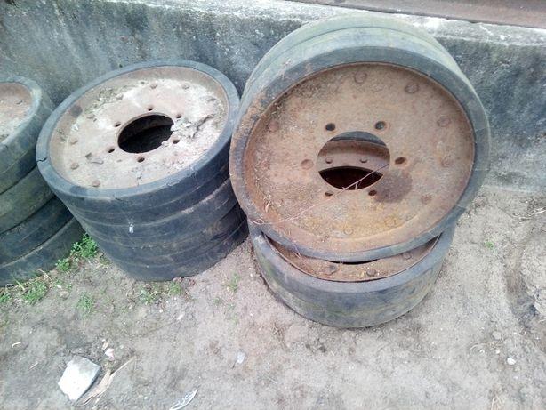Koła barakowóz 550/100 - 450 Stomil