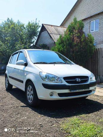 Hyundai Getz 2011г (официал)