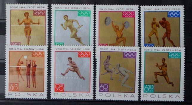 znaczki pocztowe polskie 4