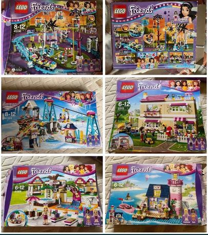 Lego Friends, наборы лего, конструкторы , для девочек