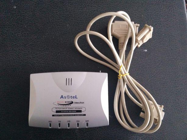Dial-Up модем Asotel GVC K3D Vector
