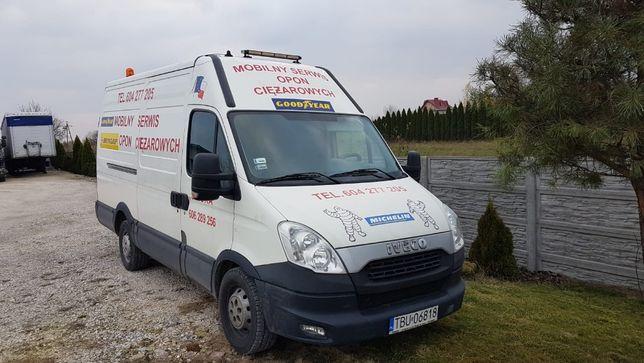 Okazja Iveco TurboDaily 2013 Mobilna Wulkanizacja Ciężarowa ! Zaprasza