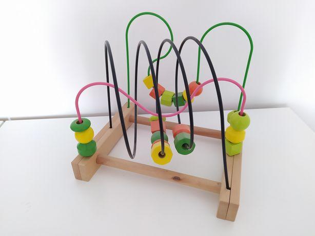 Ikea MULA nowa drewniana zabawka