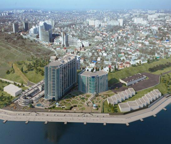 продам Морская Симфония апартаменты 305 м2 этажи 7-й и 2-й.