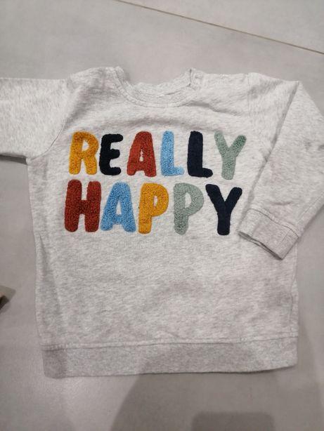 Bluza chłopieca h&m