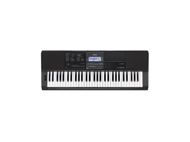 Nowy keyboard Casio CT-X800 + 5 LAT gwarancji BRATPOL TORUŃ