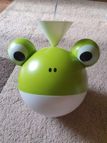 Lampa żaba do pokoju dziecięcego