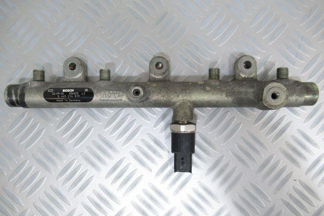 Паливна рейка (рампа) з датчиком