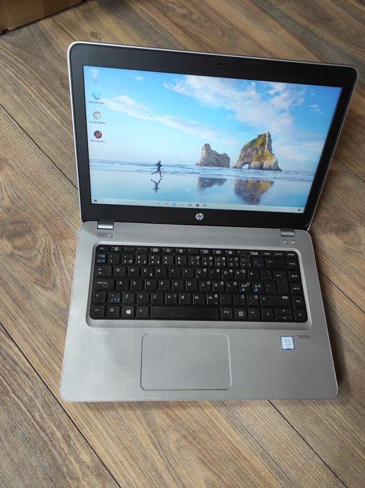 Laptop HP ProBook 440 G4 i3 7100U 8GB 120 GB SSD Wytrzyszczki - image 1